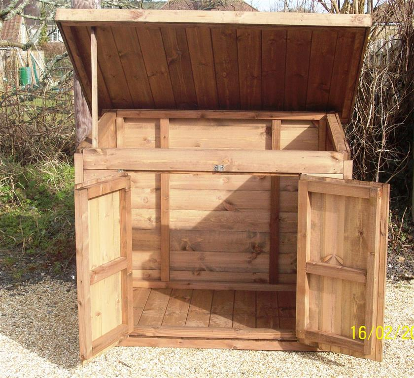 Small Wooden Sheds Ireland, Small Wooden Garden Sheds