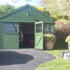 THE WHITCOMBE Garage
